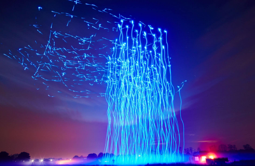 Drone Light Shows